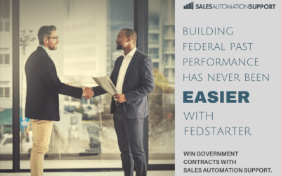 WIN YOUR FIRST FEDERAL CONTRACT | LET US HELP YOU BEAT GOLIATH WITH FEDSTARTER